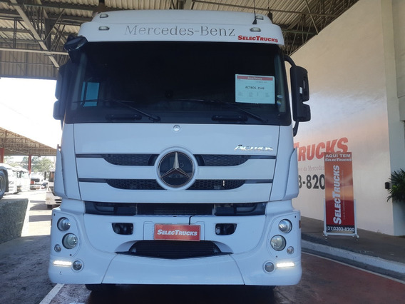 Actros 2546 R440 Fh 460