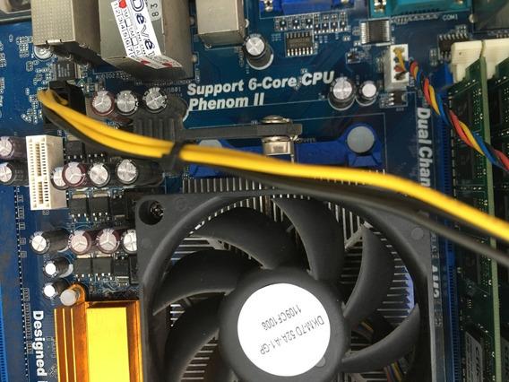 Computador Amd X2 3,0ghz, 4gb, Hd320gb, Dvd, Teclado E Mouse