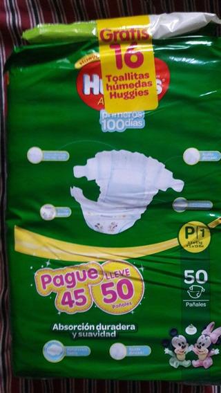 Pañal Ecológico Desechable Huggies Talla P