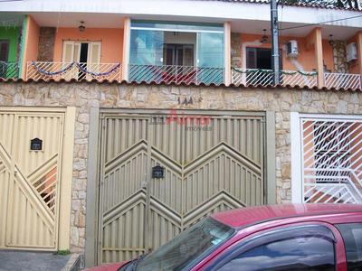 Sobrado Com 3 Dorms, Itaquera, São Paulo - R$ 480 Mil, Cod: 7249 - V7249