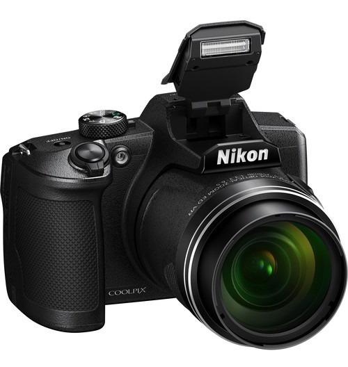 Câmera Nikon Coolpix B600 16 Mp 60x - Nfe 01 Ano De Garantia