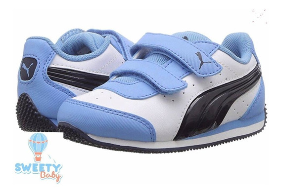 Puma Kids Speed Lightup -acende - Raio Lateral-original