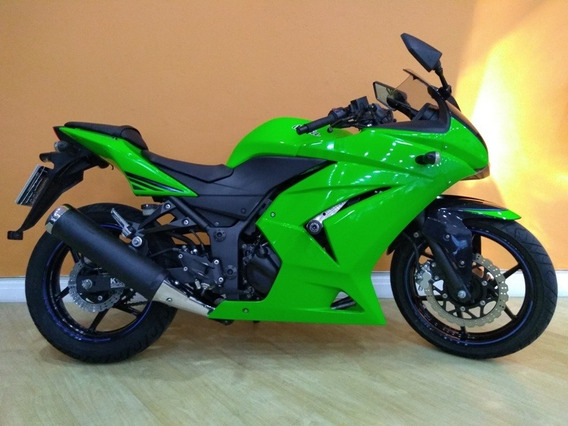 Kawasaki Ninja 250 2012 Verde