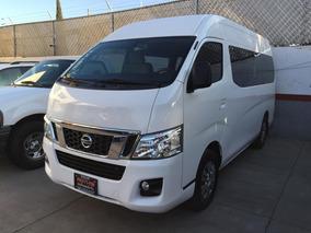 Nissan Urvan 2.5 12 Pas Aa Pack Seguridad Mt