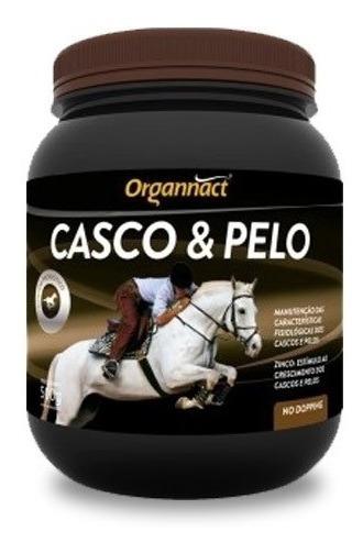 Casco & Pelo Organnact - 500 Gr