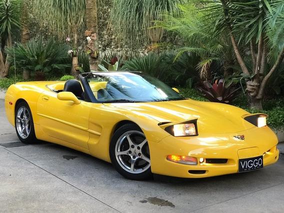 Chevrolet Corvette 5.7 Conversível V8 Gasolina 2p Manual