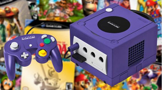 Jogos Patchs Gamecube Em Mini-dvd - 10 Unidades
