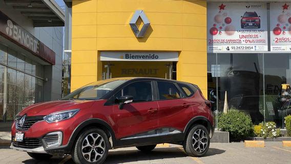 Renault Captur 2018 5p Iconic L4/2.0 Aut