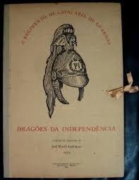 Livro Dragões Da Independência N.395-aquarelas