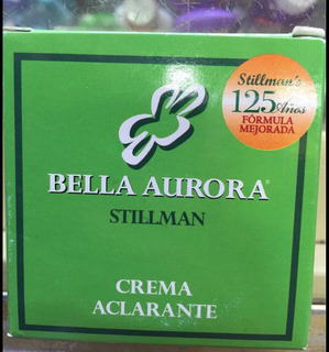 Crema Bella Aurora 30 Gr Envío Incluido Original