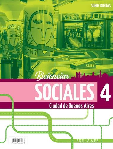 Biciencias 4 Ciudad De Buenos Aires - Sobre Ruedas