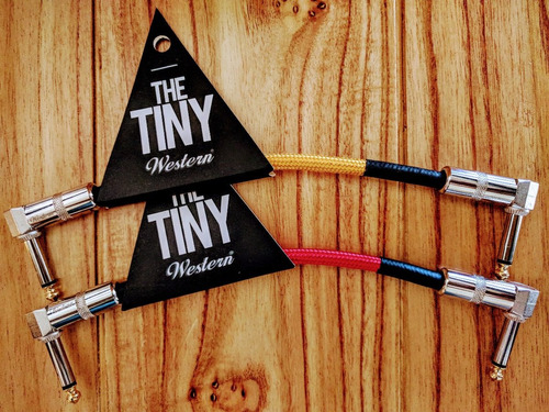 Cable Western Interpedal The Tiny Textil 30cm Txc30