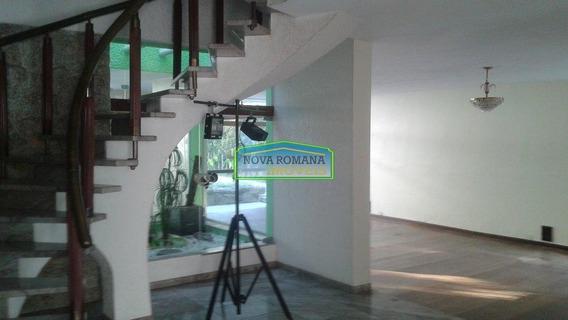 Casa Residencial À Venda, Interlagos, São Paulo. - 2394