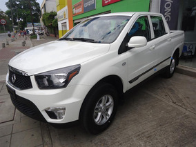 Ssangyong Actyon Sports 4x4