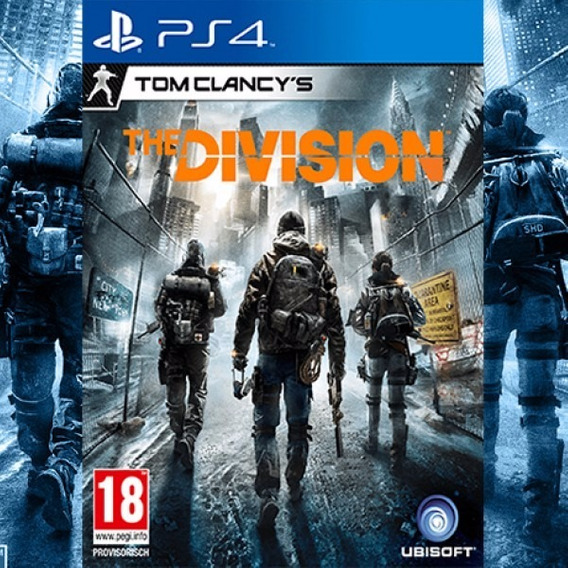 Tom Clancys The Division Ps4 Psn Original**1
