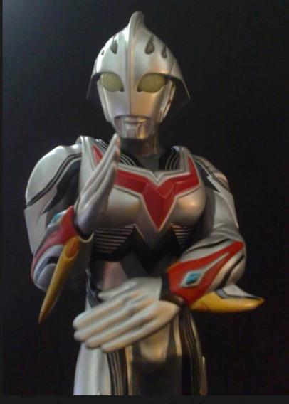 Ultraman Big Nexus Anfan 35 Cm Raro Último 12x Sem Juros