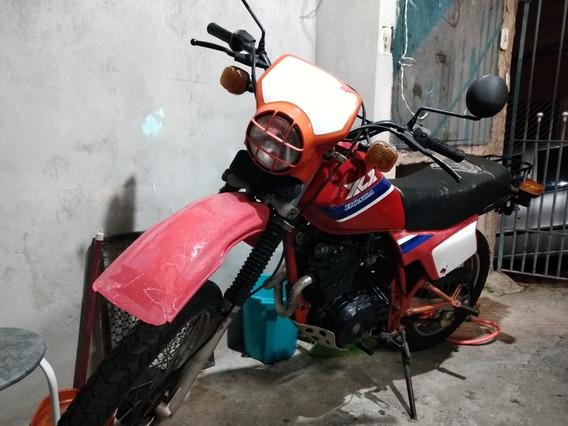 Honda Xlx 250 Cilindradas