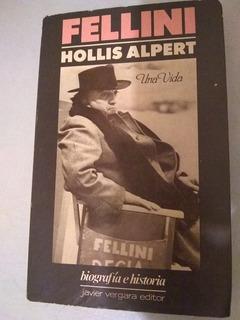 Libro Fellini Por Hollis Alpert