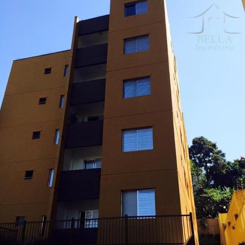Apartamento Com 2 Dormitórios À Venda, 65 M² Por R$ 220.000,00 - Três Montanhas - Osasco/sp - Ap0496