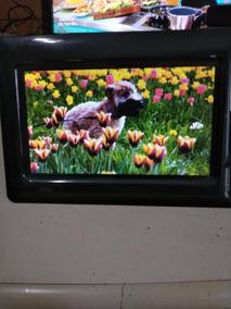 Porta Retrato Digital Usb Sd Card Digital Photoframe