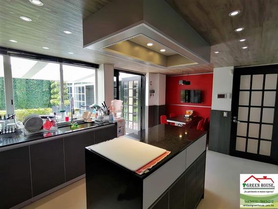 Green House Vende Hermosa Casa Con Alberca Pedregal San Fco