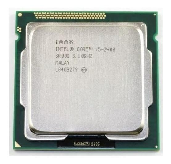 Processador Core I5 2400 Lga 1155 3.1 Ghz - Novo