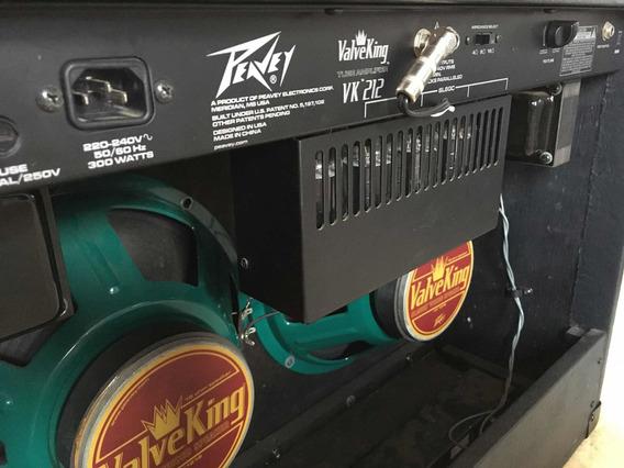 Peavey Valveking 212 100w - (mesa Boogie, Marshall, Fender)