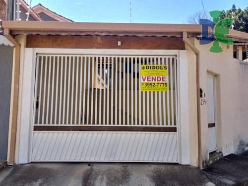 Imagem 1 de 15 de Casa Com 2 Dormitórios À Venda, 138 M² Por R$ 380.000,00 - Jardim Terras De São João - Jacareí/sp - Ca0548