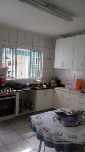 Imagem 1 de 18 de Sobrado A Venda No Bairro Vila Augusta Em Guarulhos - Sp.  - 1184-1