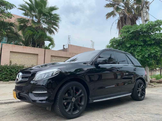 Mercedes-benz Clase Gle 500 4matic Blindada
