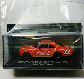 Miniatura Opala 1983 Paulo Gomes Coca Cola Stock Car - Ed 31