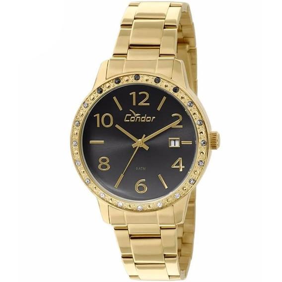Relógio Condor Feminino Co2115tz/4c C/ Garantia E Nf