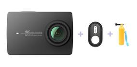 100% Original Action Camera Xiaomi Yi 2 4k 12mp + Controle