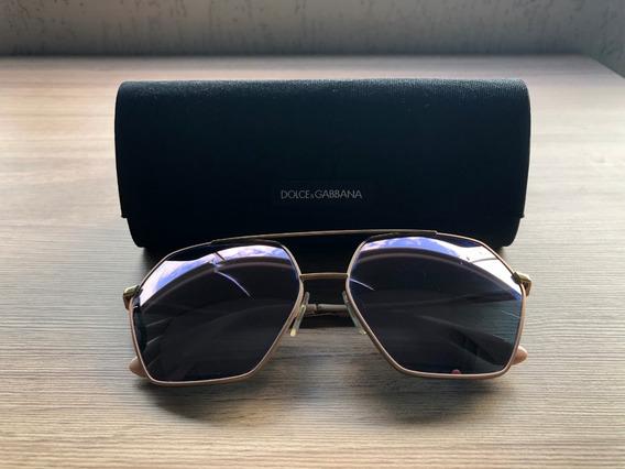 Óculos De Sol Dolce & Gabbana Feminino Modelo Dg2157