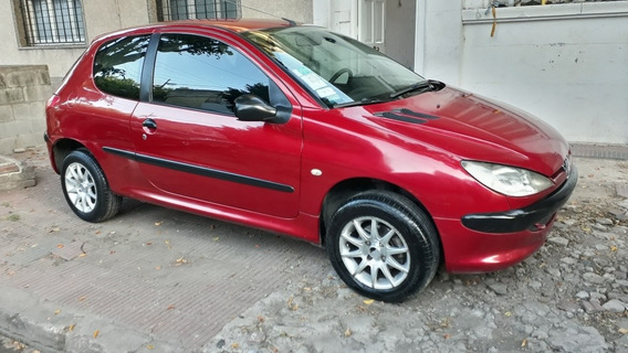 Peugeot 206 1.9 Xrd Aa 2001