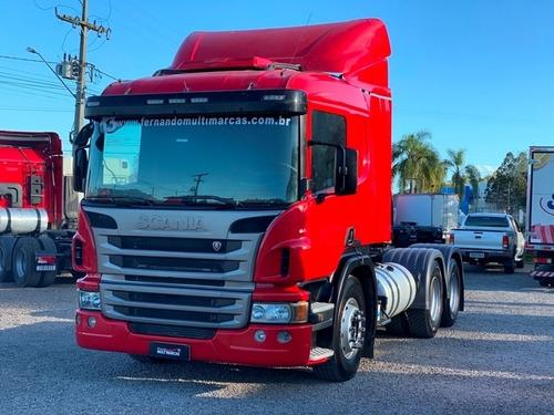 Imagem 1 de 15 de Scania P360 6x2
