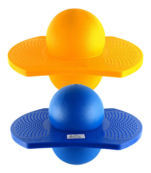 1 Pair Bouncy Balance Jump Pogo Ball Sports Exercise Outdoor