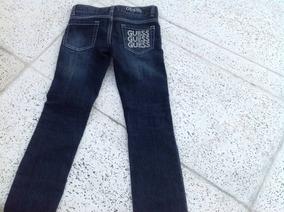 Linda Calça Jeans Original Da Guess Tam. 7 Anos Ótimo Estado