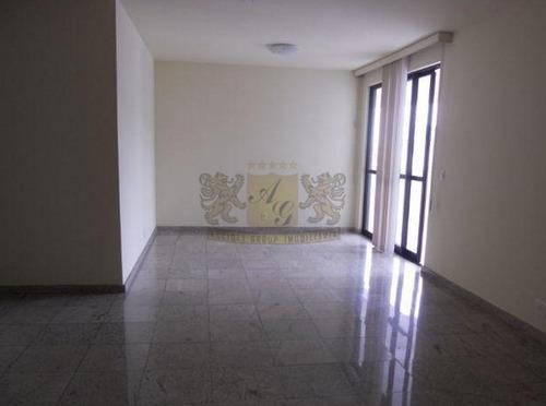 Imagem 1 de 15 de Apartamento 3 Suítes 3 Vagas - 3618