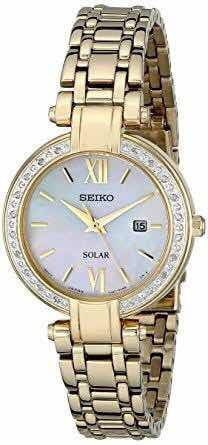 Seiko - Reloj Solar Para Dama