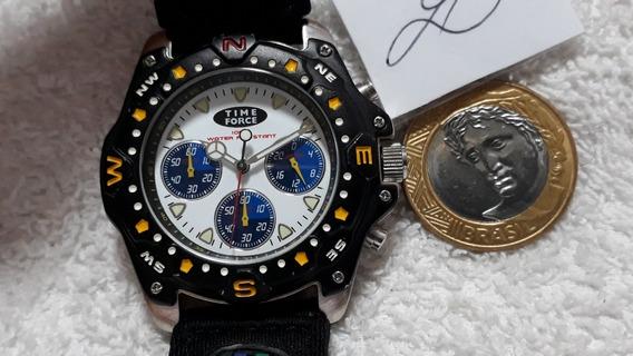 Relógio Time Force - Lindo - Confira !