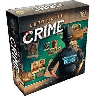 Cronicas Del Crimen, Juego De Tablero