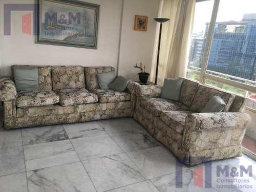 Se Vende Departamento Con Excelente Ubicación Y Hermosa Vista En Polanco-homero