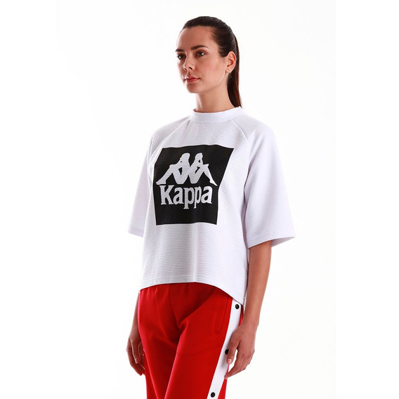 Remera Kappa Authentic Bawi K2304i7v0-k903x Mujer K2304i7v0-