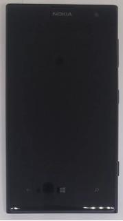 01º Nokia 1020 Lumia Preto Com Defeito Sem Garantia