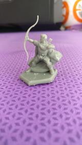 Impressão De Miniaturas Rpg 30 Mm (hero Forge Ou Outra)