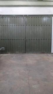 Portão Semi-novo 5,40× 3,80m