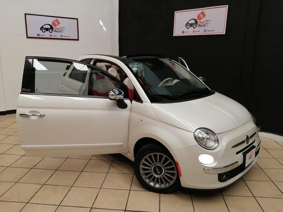 Fiat 500 Convertible Lounge Aut