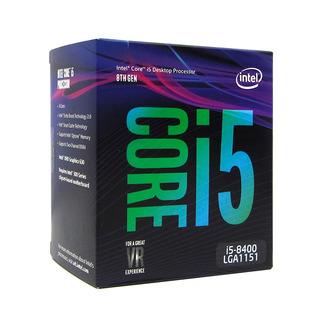 Procesador Intel Core I5 8400 2 80 Ghz 9 Mb Cache L3 Lga1