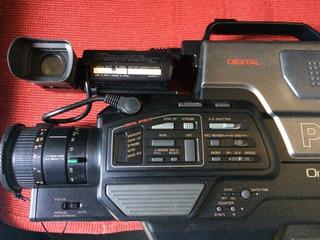 Filmadora Antiga Panasonic Omnimovie Hq S-vhs